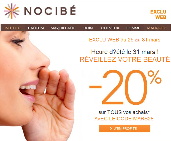 Nocibe 20 Sur Tout Le Site Avec Un Code Promo Fille Sans Shampoing